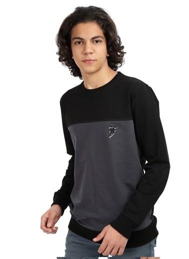 Akbeniz Sweatshirt Siyah